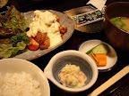 【渋谷ランチ】チキン南蛮定食(魚山亭)