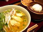 【渋谷ランチ】鶏肉のフォーセット(セラドン)