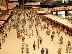 江戸東京博物館のジオラマ
