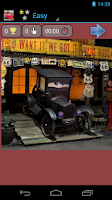 Screenshot of Puzzles of Cars for kids FREE