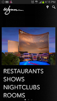 Screenshot of Wynn Las Vegas and Encore