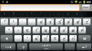 Screenshot of Myanmar & other Unicode Fonts