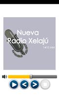 Screenshot of Radios de Guatemala