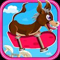 Donkey Skater - level based APK for Bluestacks