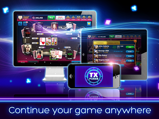 TX Poker - Texas Holdem Poker - screenshot
