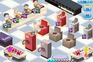 Screenshot of Laundry Tycoon