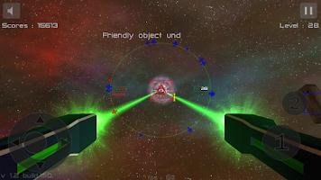 Screenshot of Gunner : Free Space Defender
