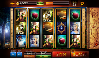 Screenshot of Super Slot Stars