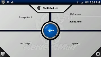 Screenshot of ServersMan