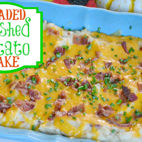 Loaded Mashed Potato Bake