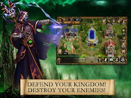 Screenshot of Legend Online: New Era(RPG)