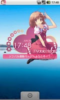 Screenshot of Blossom Flyable Heart Clock