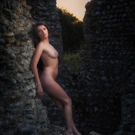 by Graham Sivills Fimis - Nudes & Boudoir Artistic Nude
