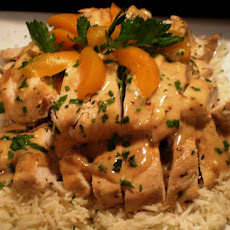 Apricot Brandy Chicken