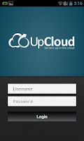 Screenshot of UpCloud