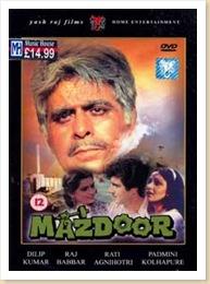 Mazdoor - DVD