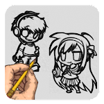 How To Draw Manga 4.0 Apk