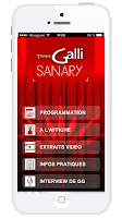 Screenshot of Théâtre Galli
