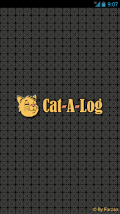 Cat-A-Log - screenshot