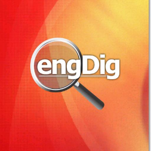 engDig LOGO-APP點子