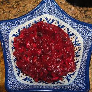 Cranberry Relish with Grand Marnier® and Pecans