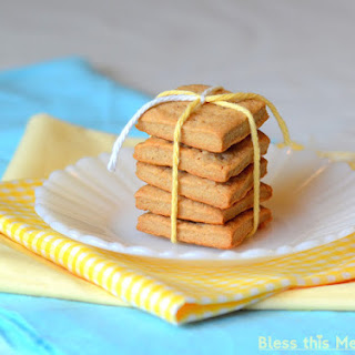 Whole Wheat Graham Crackers