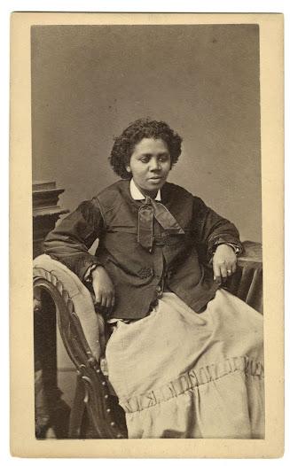 Edmonia Lewis, ca. 1868