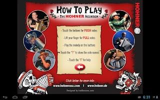 Screenshot of Hohner-ADG Button Accordion