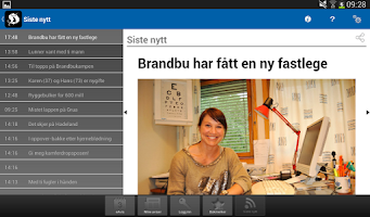Screenshot of Hadeland
