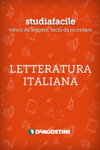 免費下載教育APP|Letteratura Italiana app開箱文|APP開箱王