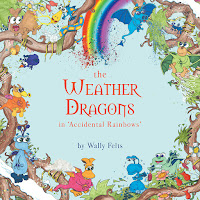 The Weather Dragons in 'Accidental Rainbows'