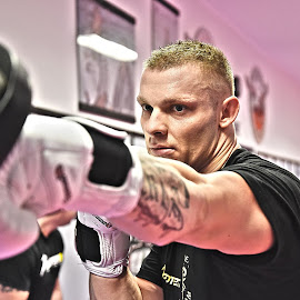 Direkt by Unknown - Sports & Fitness Boxing ( fight, boxer, direkt, sport, boxing, fighter )