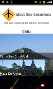 Chile Travel Guide - screenshot