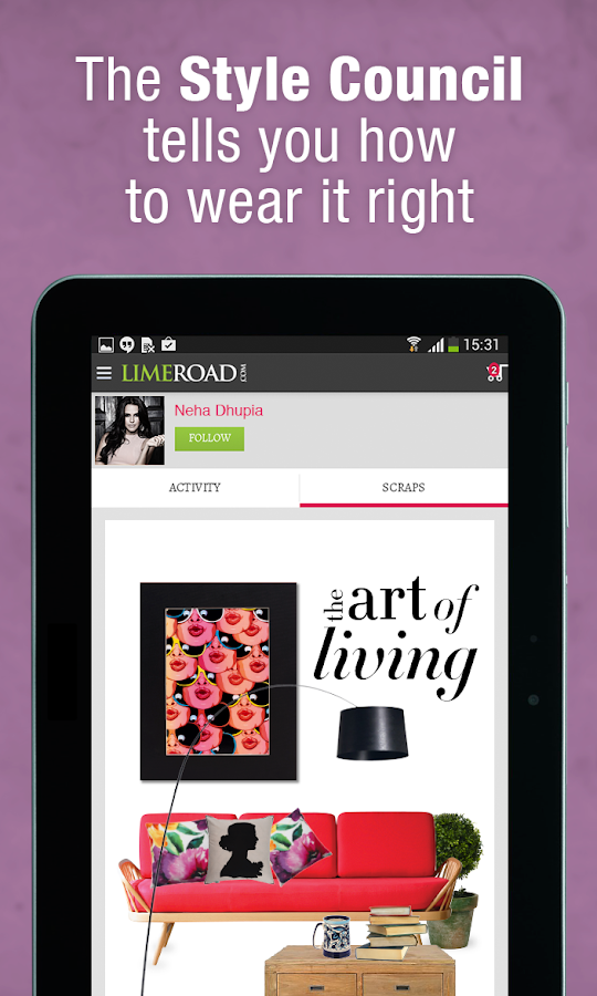 LimeRoad - Online Shopping Screenshot 9