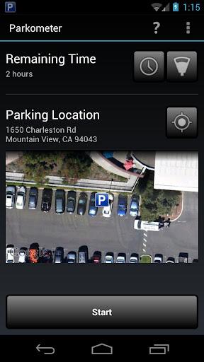 無料交通运输AppのParkometer AR Trial|記事Game