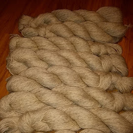 Lots of newly processed yarn available for ur winter projects by Roxanne Dean - Artistic Objects Clothing & Accessories (  )