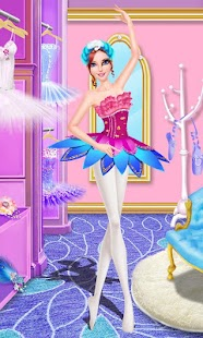 Ballet Star Girl: Makeup & SPA - screenshot