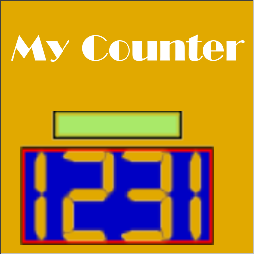 生产应用のMy Counter LOGO-記事Game