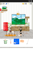 Screenshot of clean cooking games
