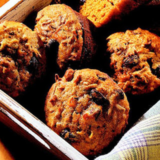 Carrot 'N' Spice Bran Muffins
