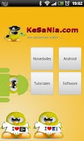 Screenshot of KeSaNia