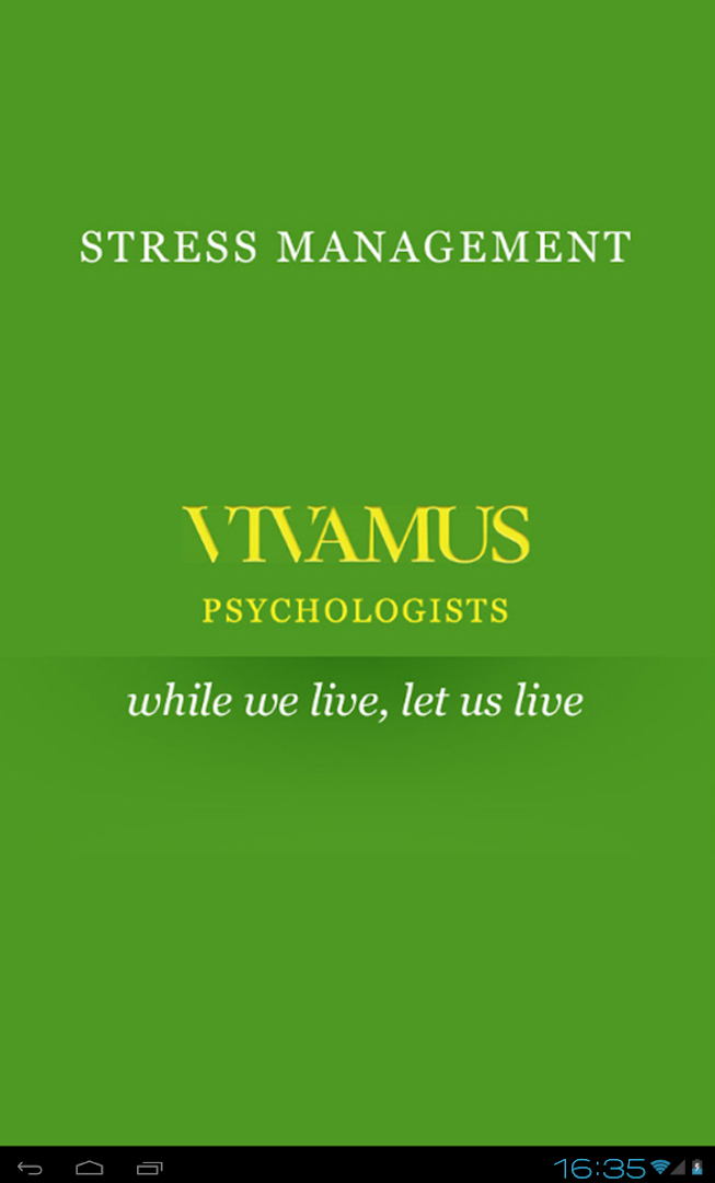 psychology stress management essay Five tips to help manage stress stress management: advancing psychology to benefit society and improve people's lives.