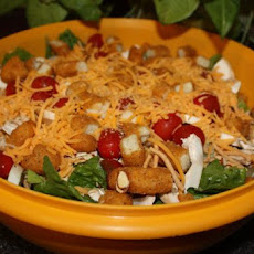 Southern Twist Oriental Chicken Salad