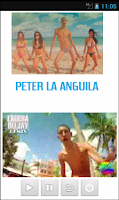 Screenshot of Peter La Anguila