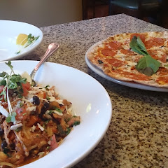 gluten free pasta and pizza