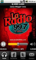 Screenshot of La Radio Fm