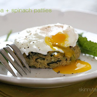 Vegetarian Spinach Patties Recipes