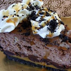 Chocolate Turtle Cheesecake I