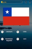 Screenshot of World Flags : Quiz and Learn