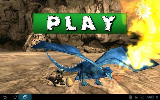 Dragon Eggs - 3D Maze